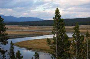 Wyoming Park Ranger